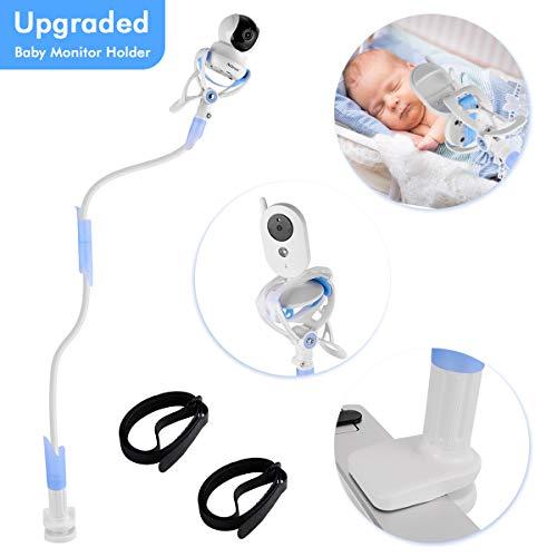 Baby Monitor halter Babyphone Halterung Kamera Halter,Handyhalter Universal Infant Video Monitor Regal,Flexible Kamera St/änder f/ür Kinderzimmer Kompatibel mit den meisten Babyphone