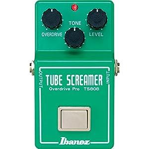 Ibanez TS808 Tube Screamer Effektgerät für Gitarre grün