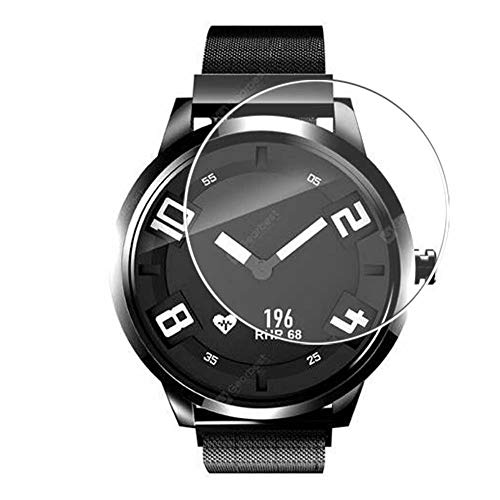 Vaxson 3 pieces 9H tempered glass film for Lenovo Watch X tempered glass screen protector screen protector smart watch bracelet smartwatch