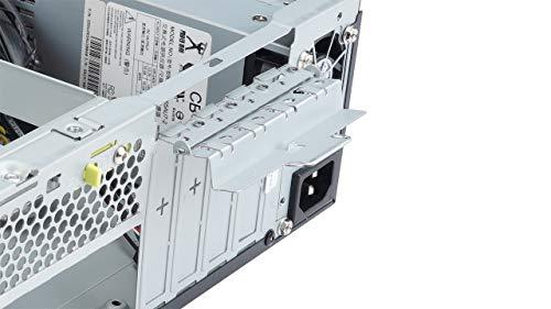 In Win CJ712.AU265TB3 Black Micro ATX Mini Tower Computer Case 8L Small Form Factor with 265W Power Supply