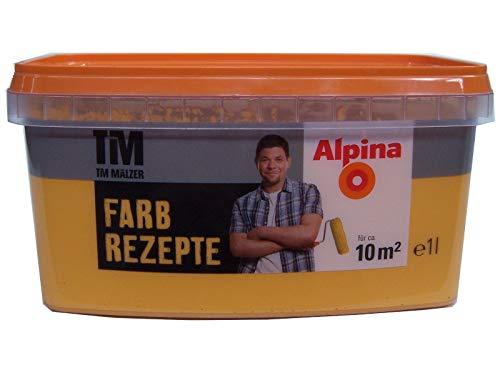ALPINA Farbe Tim Mälzer Farbrezepte 1 L, Sonnensturm