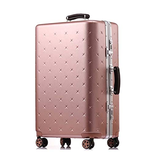 Check Out This Lightweight Expandable Travel Luggage Carry On Cabin Trolley Aluminum Frame Travel Ba...
