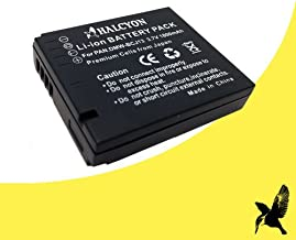Halcyon 1800 mAH Lithium Ion Replacement Battery for Leica D-LUX 5, D-LUX 6 Digital Cameras