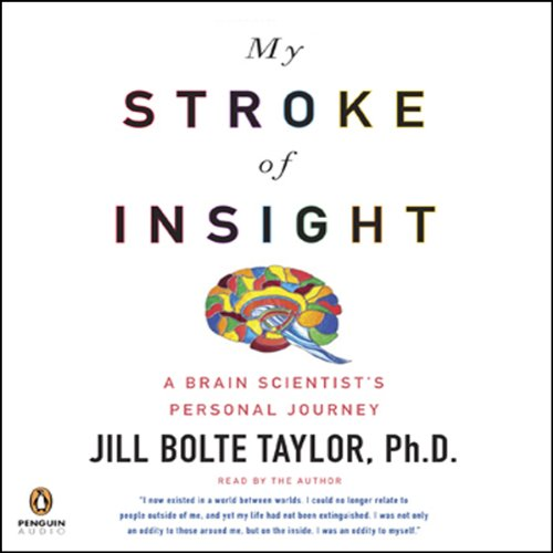 My Stroke of Insight  audiobook cover art