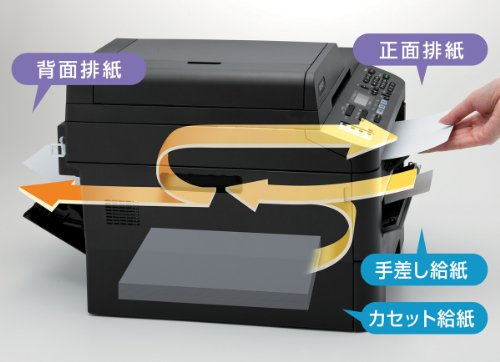 『brother A4モノクロレーザー複合機 JUSTIO 26PPM/FAX/ADF MFC-7460DN』のトップ画像