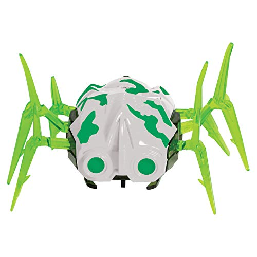 Kidzlane Laser Spider Target – Robot Bug Crawls Around and Flips Over...