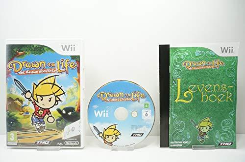 THQ Drawn to Life - The Next Chapter - Juego (Nintendo Wii, Acción / Aventura, E (para todos))