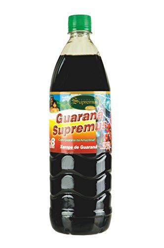 Guaraná-Sirup, Flasche 1l. - Xarope de Guarana SUPREMUS