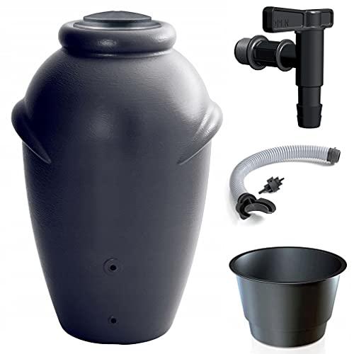 Primegarden 210 Liter Aqua CAN Regenamphore Regentonne...