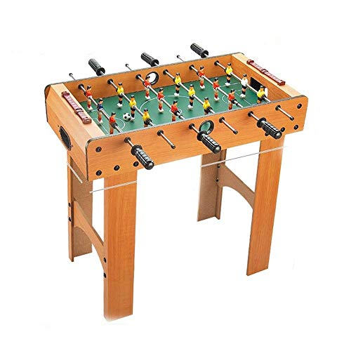 Great Features Of CJVJKN Classic Table Football, Indoor and Outdoor Professional Multiplayer Table F...