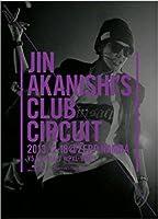 Jin Akanishi's Club Circuit Tour (Blu-ray:通常盤)(ポスターなし)