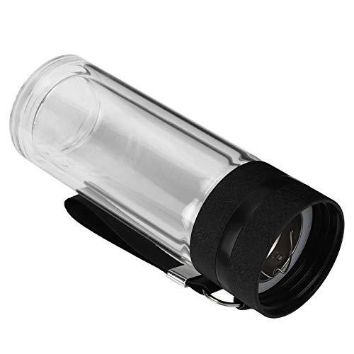 Toasses Botella de separación de té Botella de Doble Pared Té Té Infusor Botella de Agua Oficina doméstica Suministros para Beber