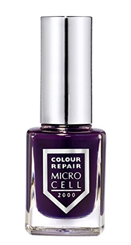 Microcell 2000 Colour and Repair Nagellack Shade of Purple, 11 ml