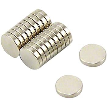 12.1kg confezione Pull o MAGNET Expert 20mm DIAM x 10mm spessore N42 Magnete al Neodimio