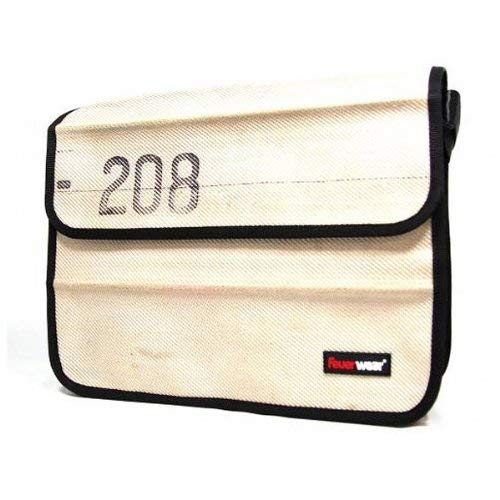 Feuerwear Laptop funda Scott 15 pulgadas en color blanco