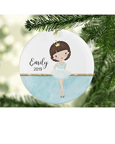 Alicert5II Ballerina Ballerina versiering ballerina ornament ballerina ballerina verjaardagscadeau cadeau voor ballerina ballerina cadeau