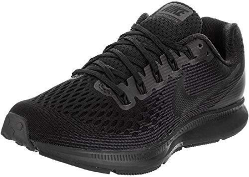 Nike Wmns Air Zoom Pegasus 34, Scarpe da Trail Running Donna, Nero (Black/Dark Grey/Anthracite 003), 38 EU