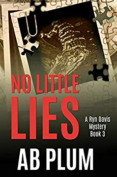 No Little Lies: A Ryn Davis Mystery (Ryn Davis Mystery Series Book 3) by [AB Plum]