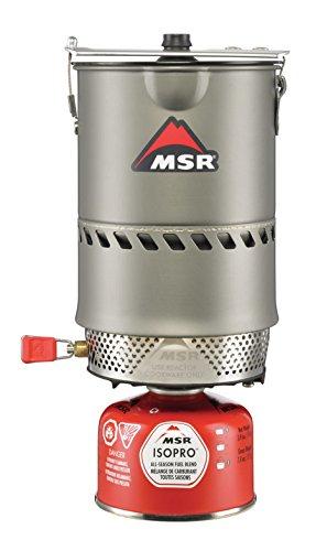 MSR Reactor - ultra effektives Kochersystem mit Topf (1,7 Liter)