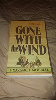 Paperback Gone With the Wind Volume 2 (G.K. Hall Large Print Book Series) [Large Print] Book