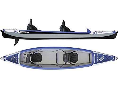 PL Ociotrends Kayak Slider 410x85 cm