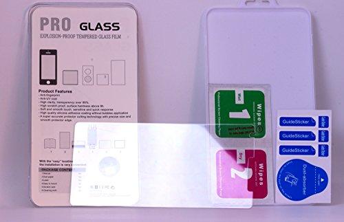 BRALEXX 2X_1311_#RT2904 9H Echt klare Panzerglas Displayschutzfolie für Huawei Ascend Mate S (2-er Pack) - 3