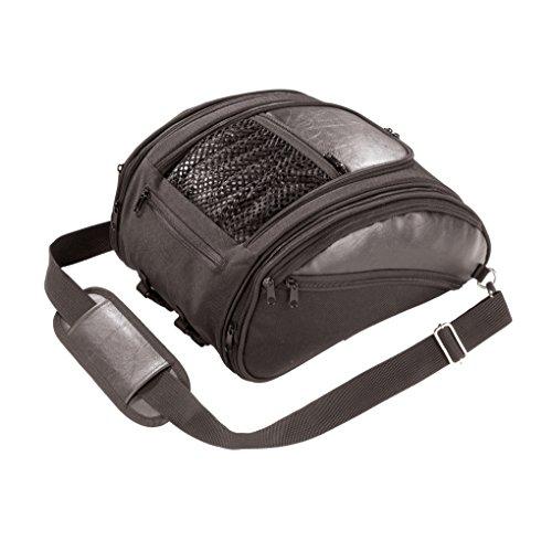 Hopnel H50-107BK Deluxe Solo Rack Bag
