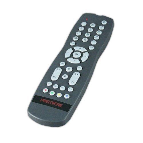 Original Premiere Fernbedienung PRC - 20 (PRC 10) passend für Samsung Humax Philips Thomson Sat und Kabel Receiver
