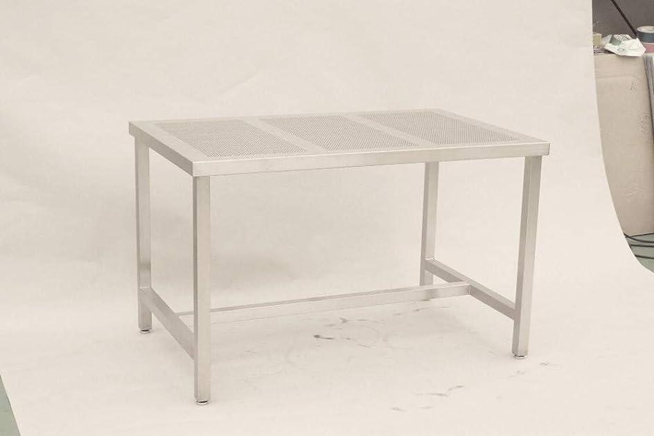 謝るほめる関数ステンレスクリーンテーブル KP186 単位:1台