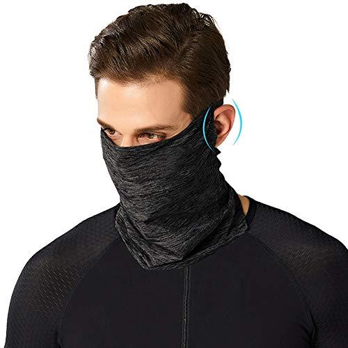 Comhats Balaclava Bivakmuts voor heren, gezichtsbescherming, bandana, motor, snowboard