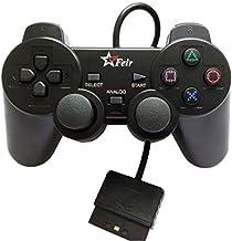 Controle Analógico PS2 - Preto - PlayStation 2