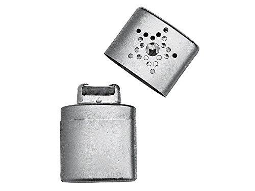 Herbertz Handwärmer für Feuerzeugbenzin, mit Stoffbeutel