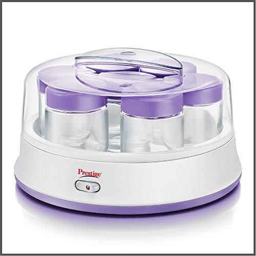 Prestige Plastic Yogurt Maker PYM 01 (White)