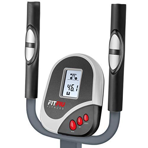 Fitfiu Fitness BELI-120 Vélo d'exercices Mixte Adulte, Noir, Unique