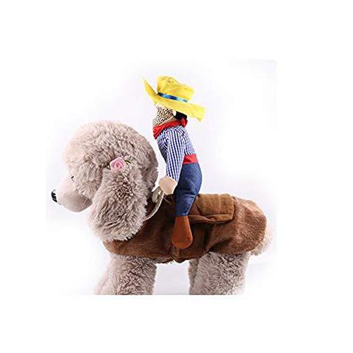 JDXRG grote hond kleding kat huisdier benodigdheden paard paardrijden Outfits halloween kerstman kleding grappige kleine middelgrote grote