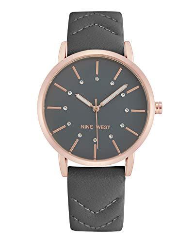 Nine West Dress Watch (Model: NW/2570RGGY)