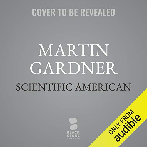 Martin Gardner audiobook cover art