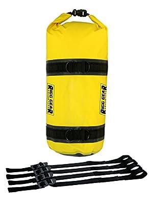 Nelson-Rigg SE-1015-YEL (Se-1015) Ridge Roll Dry Bag 15L 100% Waterproof, 15 L, Yellow