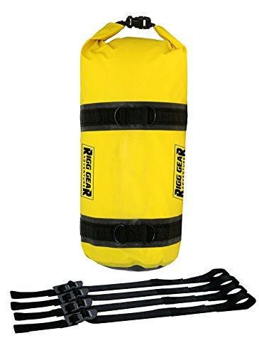 Nelson-Rigg SE-1015-YEL (Se-1015) Ridge Roll Dry Bag 15L 100% Waterproof, 15 L, Yellow