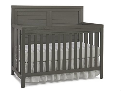 Buy Bargain Ti Amo Windsor 4-in-1 Convertible Crib, Brushed Barnwood