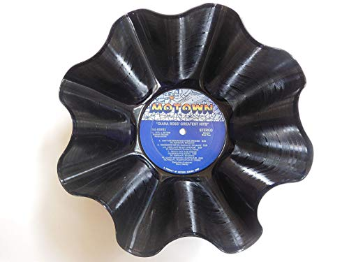 Motown Label Vinyl Record Bowl - Handmade using any ORIGINAL VINTAGE...
