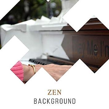 Zen Background Grand Piano Tones