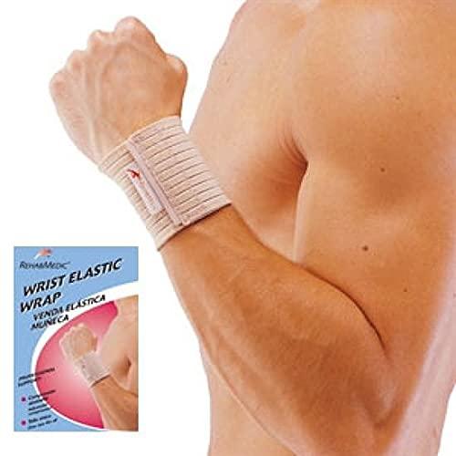 Polsino con fascia elastica taglia universale