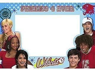 4 Each: High School Musical Photo Holder Notes (4)