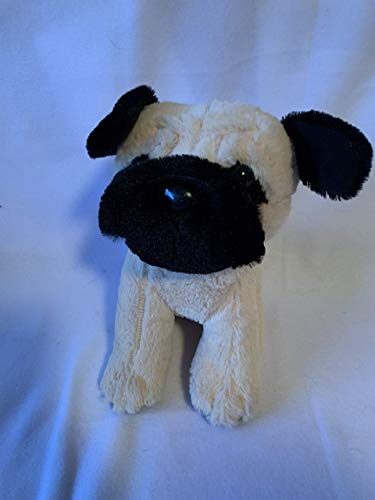 Weighted stuffed animal, dog sensory toy with 3 lbs, autism weighted plush puppy