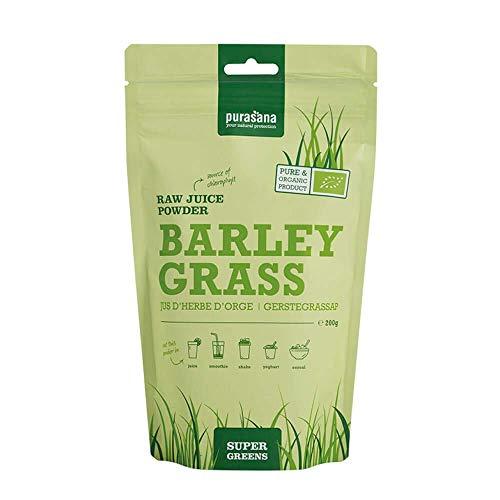 Purasana   Super Greens   d'herbe d'orge