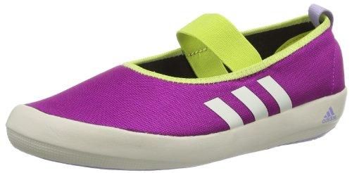 adidas Mädchen Boat Slip-On Girl Geschlossen, Pink (Vivpnk/Chalk), 34 EU