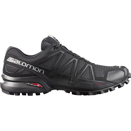 Herren Speedcross 4, Trailrunning-Schuhe, schwarz - 21