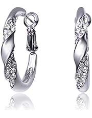 Mestige Women Earring MSER4009 with Swarovski Crystals