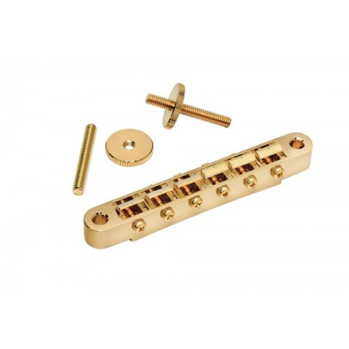 Gotoh Tun-O-Matic Bridge/Brücke GE-103B gold